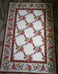 By Daura Rug Hooking Designs, Rug Inspiration, Hobbies And Crafts, Game Art, Needlepoint, Embroidery Designs, Needlework, Patches, Cross Stitch