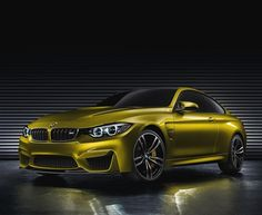 BMW Concept M4 Coupe revealed - Kelley Blue Book