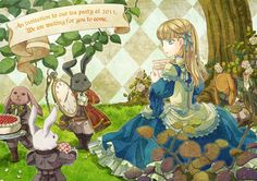 /Alice in Wonderland/#731356 - Zerochan
