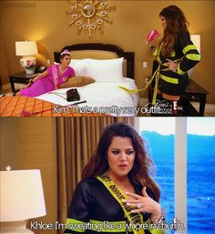 khloe is my favorite