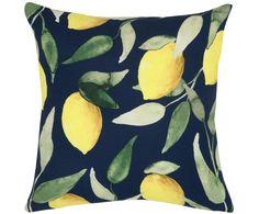 Poszewka na poduszkę Citrus Textiles, Decoration, Throw Pillows, Bed, Home, Products, Cushion Covers, Accent Pillows, House Decorations