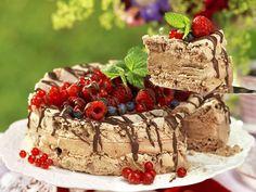 Bagan, Food N, Food And Drink, Grandma Cookies, Sweet Pastries, Piece Of Cakes, No Bake Cake, Cheesecake, Cake Decorating