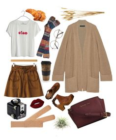 """""""Eclectasy"""" by nastyyramen on Polyvore featuring polyvore, fashion, style, The Row, Madewell, Free People, Dorothy Perkins, Lime Crime, MICHAEL Michael Kors, ADAM and clothing"""