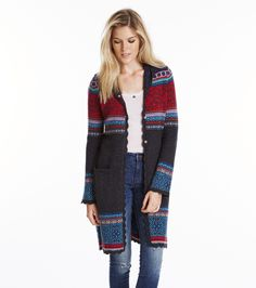 Odd Molly long cardigan.  Shop Odd Molly clothes online from the official Odd Molly online shop.