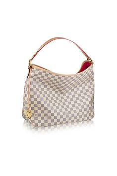 f4dfac238d54 Delight her this Mother's Day with the Delightful handbag in Damier Azur  from Louis Vuitton #