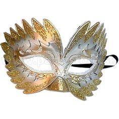 "Maska - Škraboška "" Colombina Allocco "" Venetian Mask"