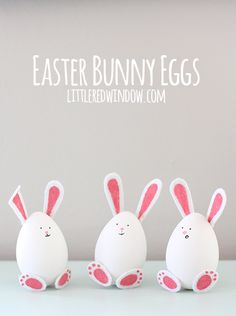 Easter Bunny Eggs  |