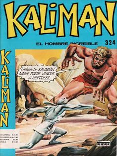 KALIMAN Nº324  - EL VIAJE FANTÁSTICO Nº25 - [EXCLUSIVO] Comics Mexico, Alternative Comics, Pulp Fiction Art, Classic Comics, Comic Covers, Caricatures, Retro, Art Drawings, Nostalgia