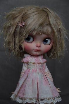Adalheid.  Blythe Doll Custom