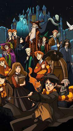 Harry Potter Quiz: Only For Hogwarts Wizards & Warlocks Classe Harry Potter, Arte Do Harry Potter, Harry Potter Images, Harry Potter Fandom, Harry Potter World, Hogwarts, Slytherin, Bd Art, Arte Nerd