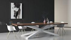 drewniany nowoczesny stół do jadalni - Szukaj w Google