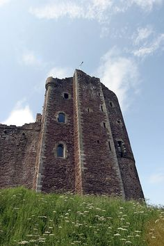 Doune Castle...the Monty Python and The Holy Grail opening scene was shot here.