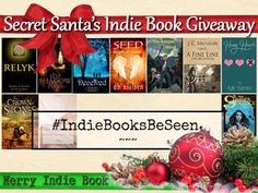 Wonderful News For Book Lovers! The folks at #Indiebooksbeseen are hosting a Christmas book give away from now until December 15th. To win you just have to enter at Rafflecopter on the link below. ...