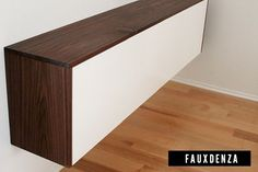 making this: a fauxdenza - awesome ikea hack!