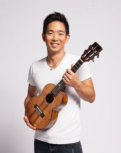 """Jake Shimabukuro~ an ukulele wizard, a musical """"hero"""" per Rolling Stone. Grand Ukulele is his most recent recording for all to enjoy. Mahalo for your amazing performance Jake!"""