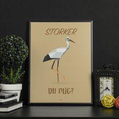 Stork - Danish