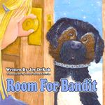What will Amanda discover about Christmas when a big black dog shows up at her door?