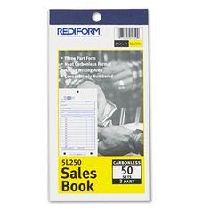 BOOK,SALES N/CRBN TRI