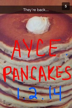 IHOP joins Snapchat, promotes return of all you can eat pancakes #snapchat #socialmedia