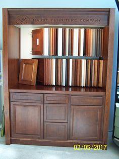New Marsh cabinet selection center