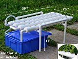 Hydroponic Gardening Hydroponic Site Grow Kit 36 Ebb and Flow Deep Water Culture Garden System Hydroponic Farming, Backyard Aquaponics, Hydroponic Growing, Hydroponics System, Aquaponics Plants, Hydroponic Solution, Permaculture, Homemade Hydroponics, Grow Kit