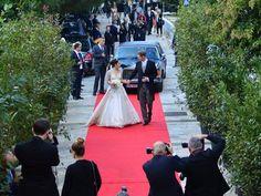 Wedding of Prince Leka of Albania and Elia Zaharia