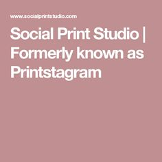 Social Print Studio | Formerly known as Printstagram Desktop Photos, Client Gifts, Travel Wall, Photo On Wood, Photo Projects, Unique Photo, Photo Book, Mobile App, Photography Tips