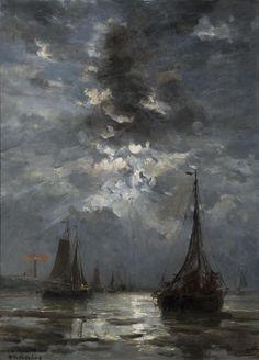 Mesdag Hendrik Willem(NLD) メスダフ・ヘンドリック・ウィレム(和蘭)