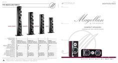 Triangle Magellan Voce Loudspeaker brochure