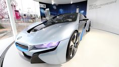 Concept BMW i3 and i8   WOW!