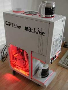 How to build a coffee maker into your PC