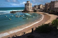 Once the heart of violence and civil conflict, the nation's capital is slowly moving toward becoming a tourist hot spot. Boasting sun-soaked beaches and deep azure blue waters of the Indian Ocean, Mogadishu has become a must-see location for visitors.