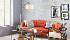 light gray brick wall, wall paimt