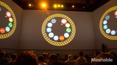 Well, this is a pleasant surprise: Samsung just gave a teaser of the Gear S2 smart watch at its big smartphone event today.