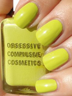 Chartreuse ... obsessed with this colour