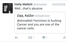 I'm Sick of Having to Reassure Men That Feminism Isn't About Hating Them