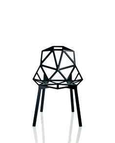 Chair One, Konstantin Grcic, Magis, 2003, courtesy Magis _(s)_Nuovi linguaggi