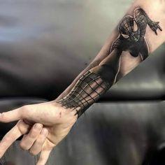tattoos-spider-man-homem-aranha-pipoca-com-bacon