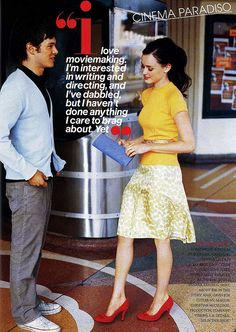 Brillant Alexis Bledel  dapper Hairstyles   Starred as Lena Kaligaris in The Sisterhood of the Traveling Pants