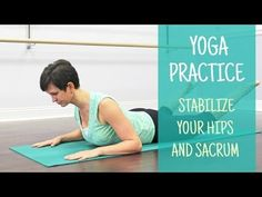 How to keep your sacrum happy