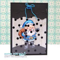 Some Odd Girl Blog | Something fa-la-la-la-laaaa from Ellen! | http://www.someoddgirlblog.com