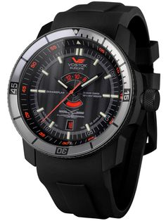 VOSTOK EUROPE Ekranoplan Mens Automatic Watch 5454108