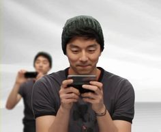 It's Gong Yoo's birthday today, everyone! And man, do I have the perfect present for him! But first, some context. Today's post is actually inspired by resident sweetheart on the… presents for man Gong Yoo Smile, Yoo Gong, Presents For Boys, Presents For Boyfriend, Asian Actors, Korean Actors, Namgoong Min, Min Ho, Lee Min