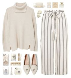 """pondering"" by martosaur ❤ liked on Polyvore featuring Zara, MANGO, Casetify, Baxter of California, Byredo, Maison Margiela, Polaroid, Origins, Paddywax and Narciso Rodriguez"