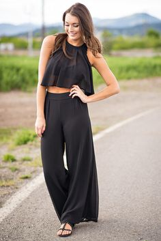 1f77701debb1 67 Best Two Piece Sets images in 2018 | Crop top outfits, Crop tops ...
