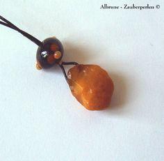 GLAS & BERNSTEIN No. 07 ~ Halskette ~ Lampwork