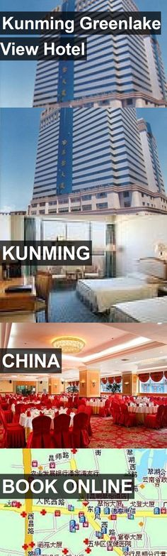 Hotel Kunming Greenlake View Hotel in Kunming, China. For more information, photos, reviews and best prices please follow the link. #China #Kunming #KunmingGreenlakeViewHotel #hotel #travel #vacation