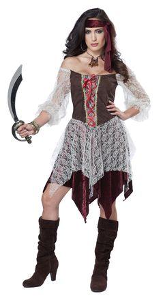 South Seas Siren Costume @Fantasypartys