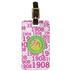 ==>>Big Save on          Pink 1908 Travel Bag Tag Template           Pink 1908 Travel Bag Tag Template We have the best promotion for you and if you are interested in the related item or need more information reviews from the x customer who are own of them before please follow the link to see ...Cleck Hot Deals >>> http://www.zazzle.com/pink_1908_travel_bag_tag_template-256841425299414282?rf=238627982471231924&zbar=1&tc=terrest