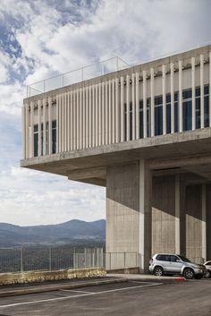 Gallery of The Sieff Hospital / Weinstein Vaadia Architects - 3